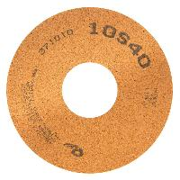 Synthetic rubber Wheels and cerium oxide. - 10S