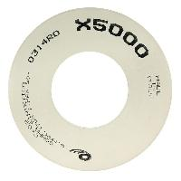 Special rubber wheels without porosity - X5000